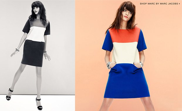 Shop Marc Jacobs Spring 2012 Mod Love Collection