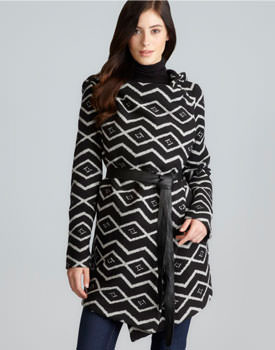 Loehmanns sale BB Dakota Wrap Coat