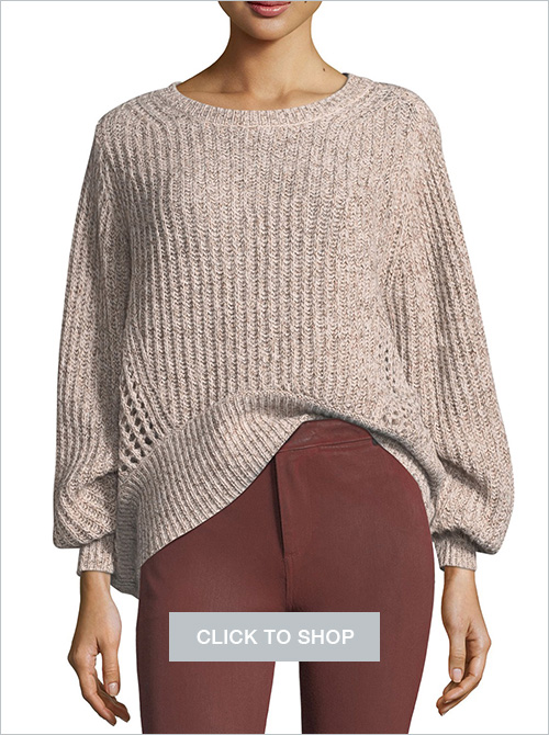 Rag&Bone Athena oversized sweater