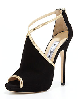 amazing shoes Jimmy Choo Peep Toe Sandals