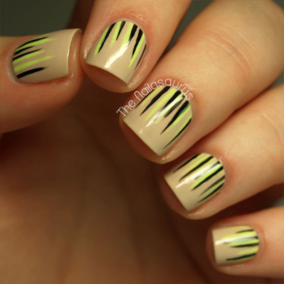 beautyful Nail art