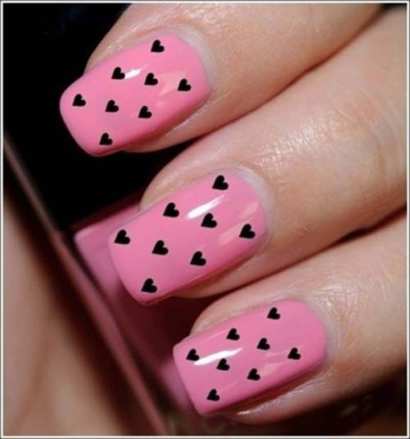 16 sweet Nail art ideas
