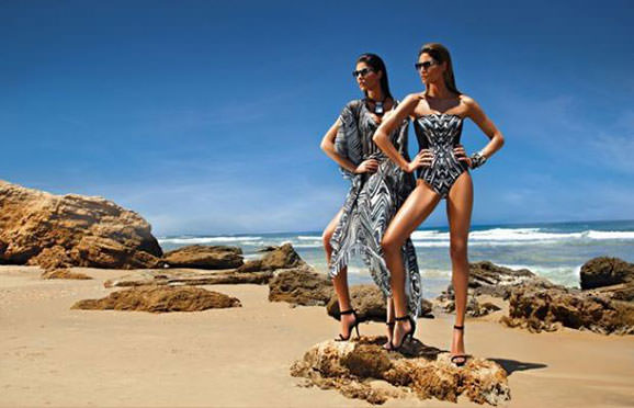 Gottex Swimwear Cruise 2014 Summer Collection