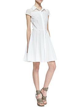 Amanda Uprichard Shirtdress