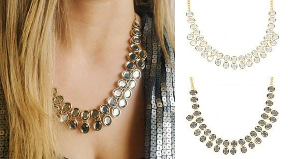 Mirage Reversible Necklace Set