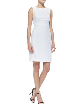 T Tahari Sleeveless Dress