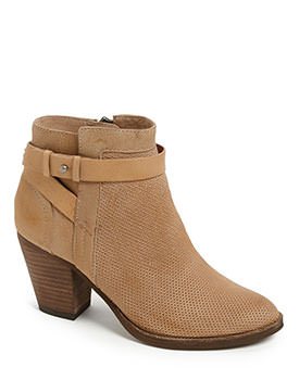 Dolce Vita leather bootie