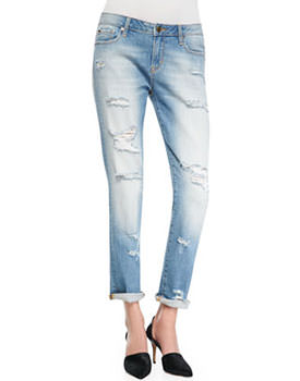D-ID Denim Paris Boyfriend Jeans