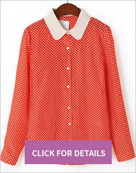 Red Dot Shirt
