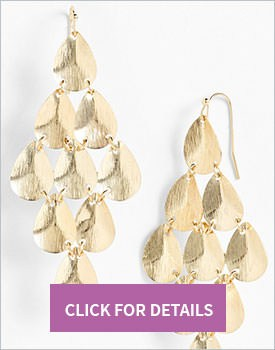Nordstrom Chandelier Earrings