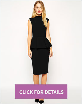 Asos Pencil Dress