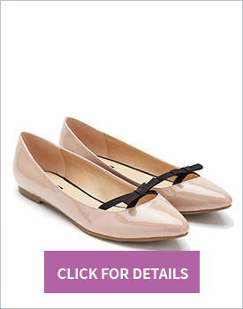 Patent Bow Flats