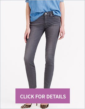 Toothpick Jeans Grey