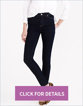 Lookout High Rise Jeans