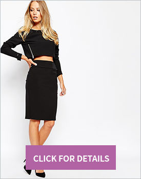Supertrash Salty Pencil Skirt