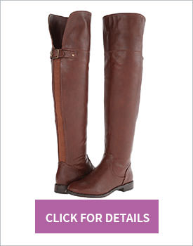 Pink Pepper Zolly Brown Boots