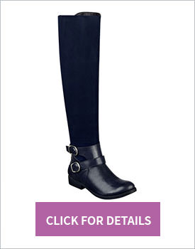 Nine West Over The Knee Woodsy Boots