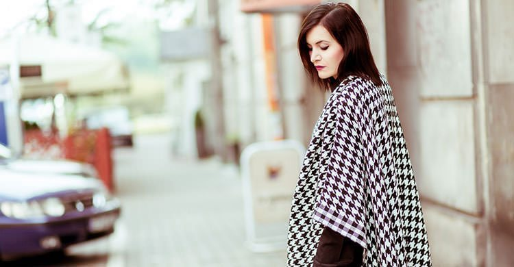 The Poncho – how to wear it and where to buy it