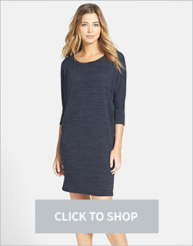 Bobeau Sweater Dress