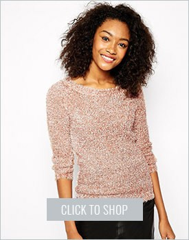 Vero Moda Fluffy Sweater