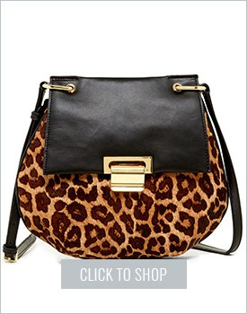 Ivanka Trump Saddle Bag