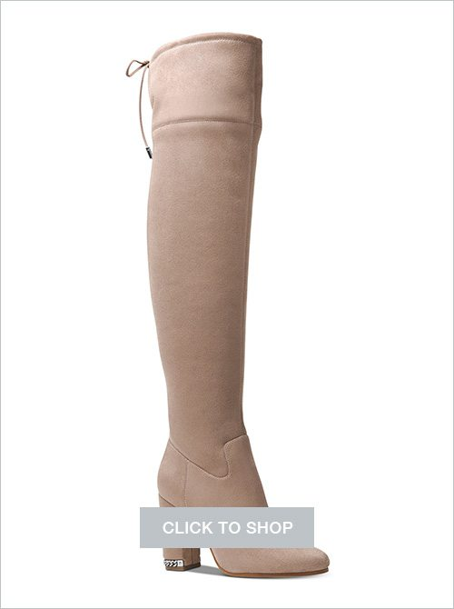 Michael Michael Kors Jamie over-the-knee boots