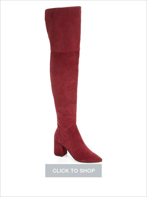 Linea Paolo Bella over-the-knee boots for women
