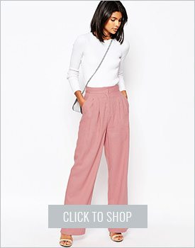 Asos Wide Leg Pants