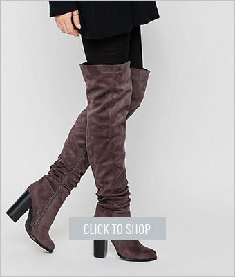 Public Desire Hope Block Heeled Boots
