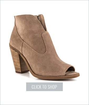 Chalotte Slater Taupe Booties