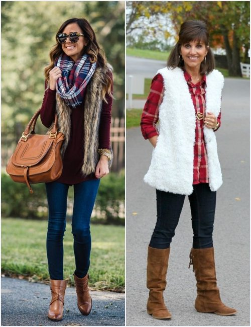 every-day-outfit-faux-fur-vest