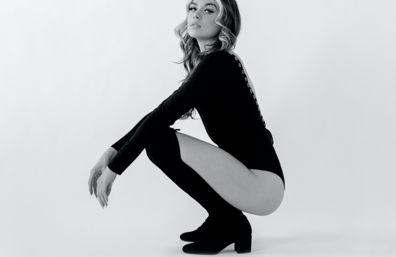 10 trendy suede over-the-knee boots with a block heel