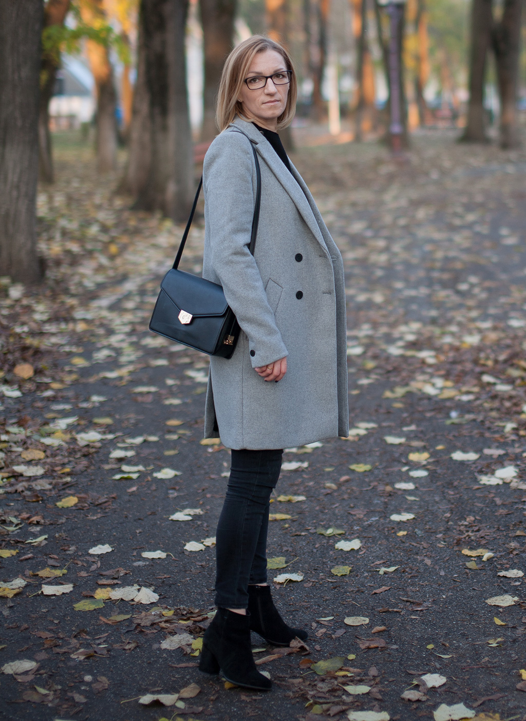 Light Gray Tomboy Zara Coat Best Buy This Winter Mujo