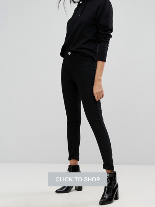 Prettylittlething skinny ankle jeans