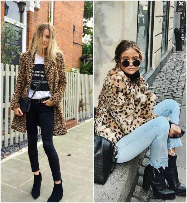 how-wear-animal-print-faux-fur-coat