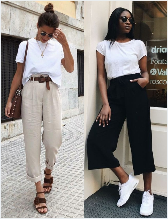 white-basic-tshirt-high-waist-pants