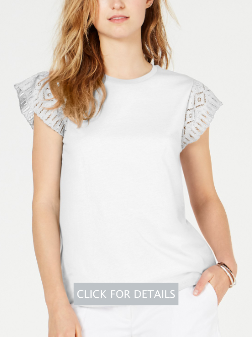 michael-michael-kors-cotton-lace-sleeve-t-shirt